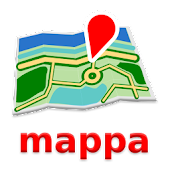 San José Offline mappa Map