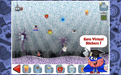 Brainy-Pants Body Adventure!- screenshot thumbnail