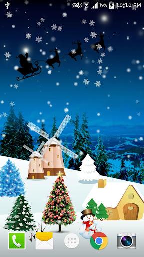 メリークリスマスライブ壁紙無料