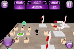 Screenshot of Teeter 3D