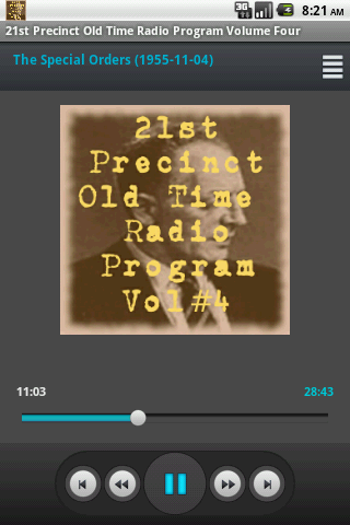 21st Precinct OTR Volume 4