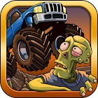 Zombie Road Racing icon