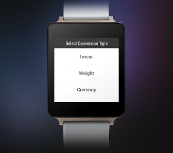 Calc Wear Android Wear