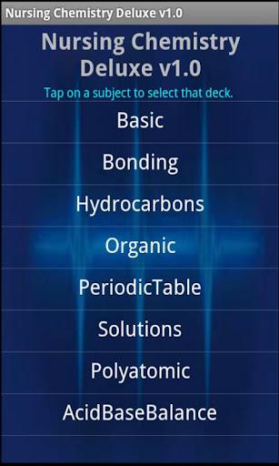 Nursing Chemistry Deluxe