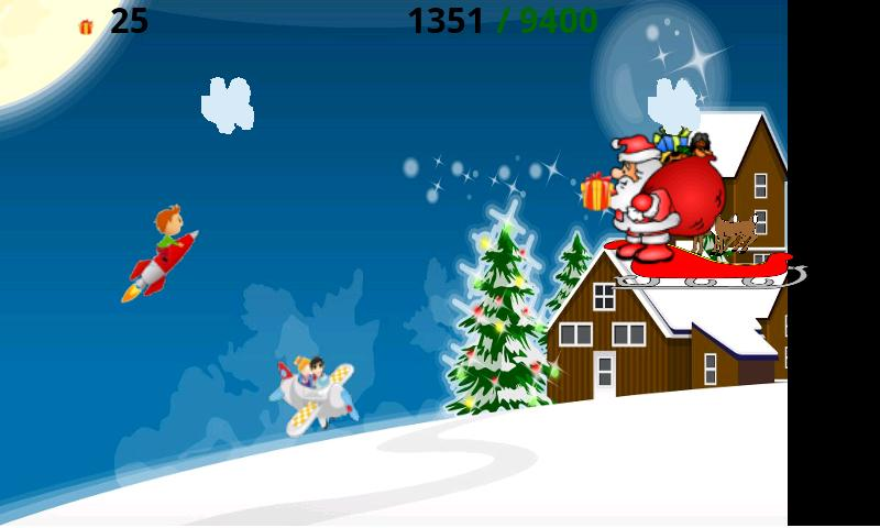 Happy Santa - screenshot