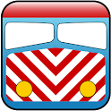 Rail-Hopper for Metra logo