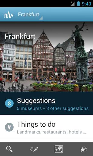Frankfurt Guide by Triposo