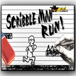 Scribble Man Run! for PC and MAC