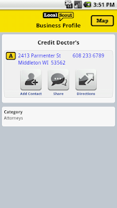 LocalScout Yellow Pages screenshot 4