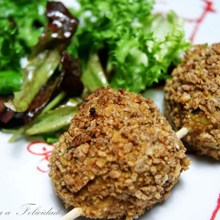 Tuna and Sweet Potato Balls