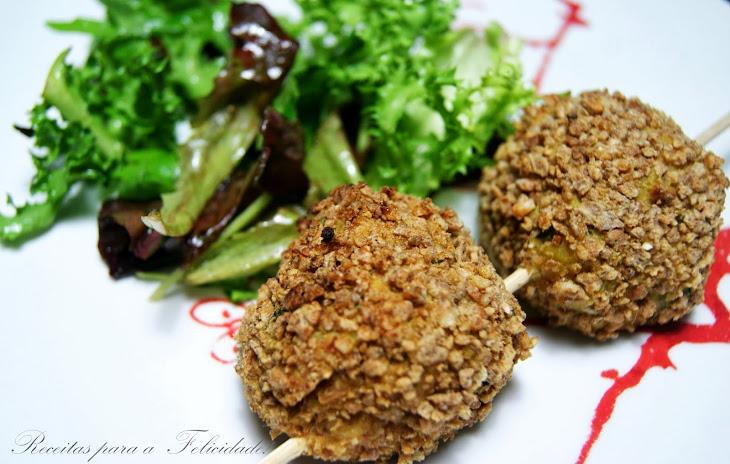 Tuna and Sweet Potato Balls Recipe
