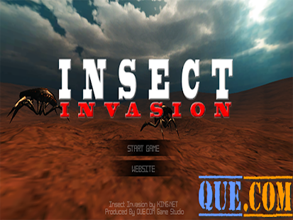 Insect Invasion 3D- screenshot thumbnail