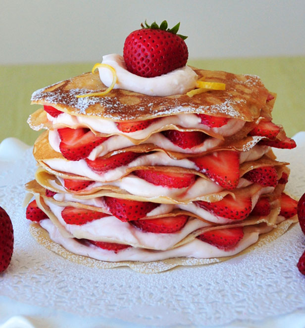 ULTRA LOW-CARB CREPES