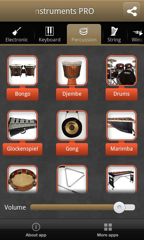 Musical Instruments Pro - screenshot