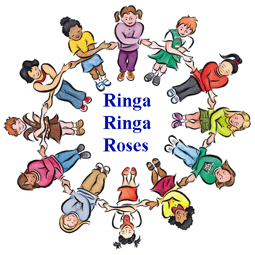Ringa Ringa Roses Kids Rhyme