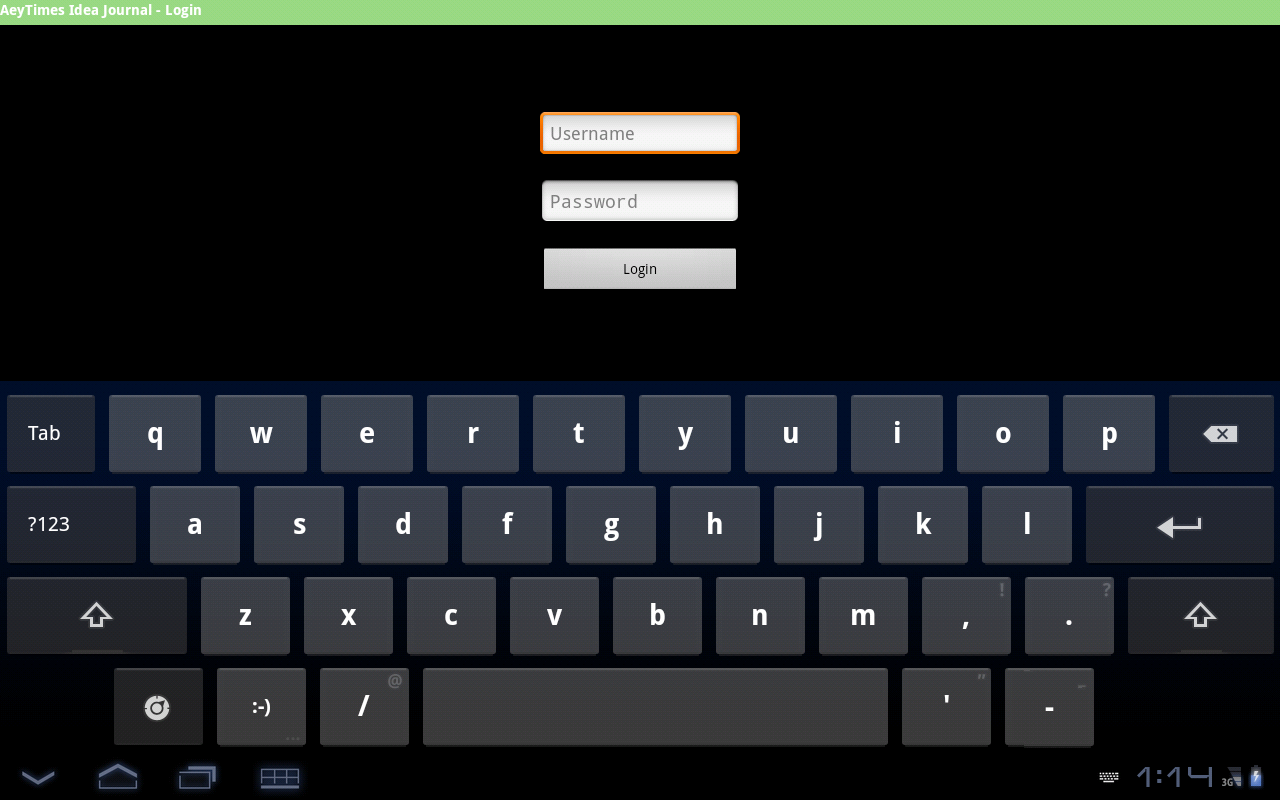 AeyTimes Share Ideas- screenshot