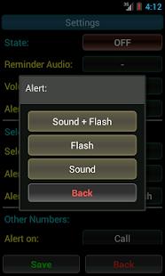 Call Alert , Call Blocker Lt. - náhled