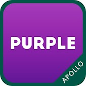 Apollo Purple - Theme