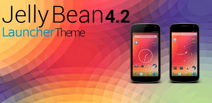 Jelly Bean 4.2 Theme - ver. 1.0