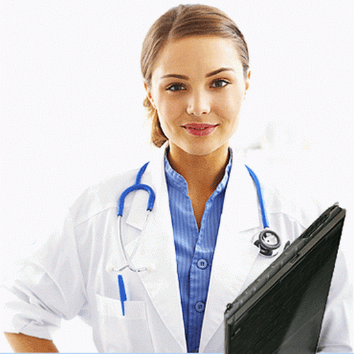 Wet Macular Degeneration 醫療 App LOGO-硬是要APP