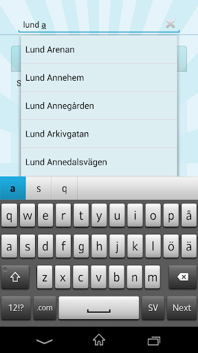 【免費旅遊App】Skåneresor (Skånetrafiken API)-APP點子