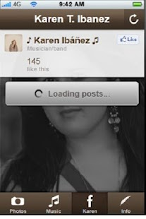 Karen Ibanez Christmas Music- screenshot thumbnail