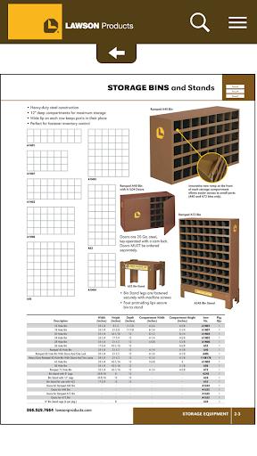 Lawson Catalog