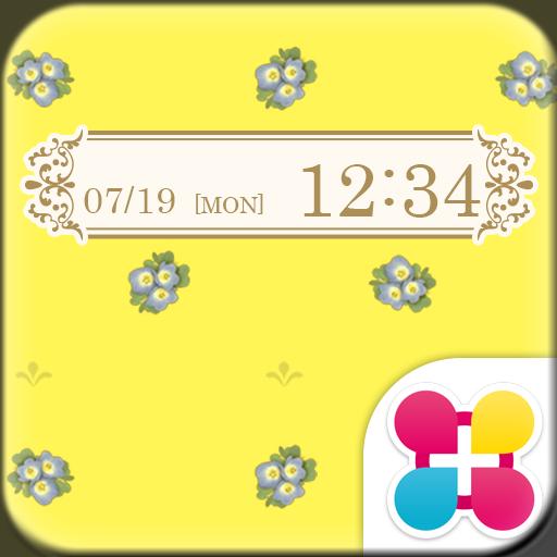 Mellow Yellow レモンイエローの壁紙きせかえ Icon