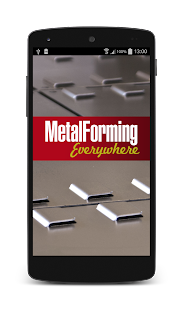 MetalForming Everywhere- screenshot thumbnail