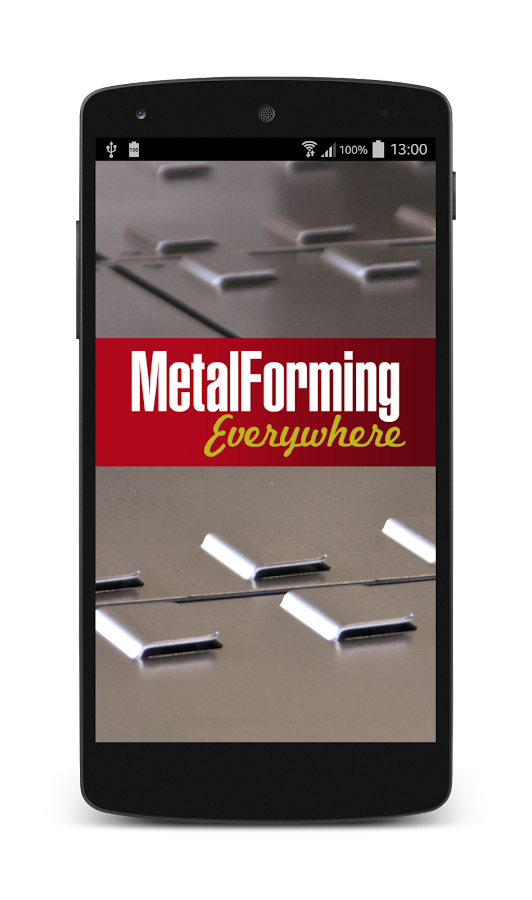 MetalForming Everywhere- screenshot