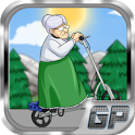 iScooter Grandma Gold icon
