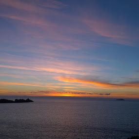 Sunset in Dubrovnik by Lejla Hadziabdic - Landscapes Sunsets & Sunrises