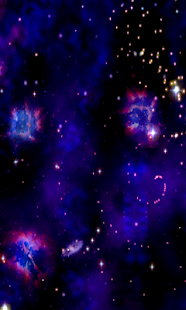 Cosmic Journey -Nebula LiveWP - screenshot thumbnail