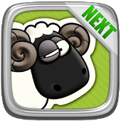 Next Launcher Theme P.Sheep