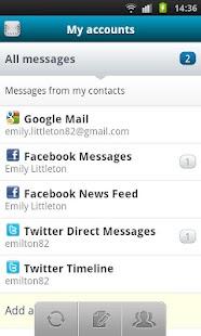Calista Mail- screenshot thumbnail
