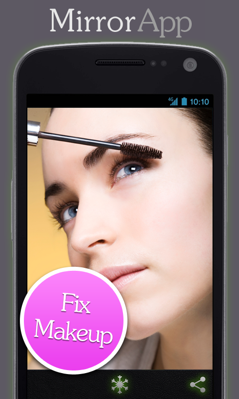 Miroir mirror app applications android sur google play for Application miroir android