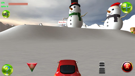 Christmas Game 3D
