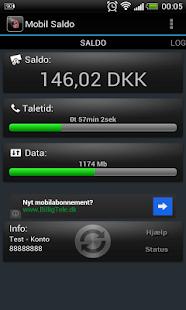 Mobil Saldo Gratis - screenshot thumbnail