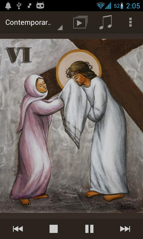 Stations of the Cross - screenshot