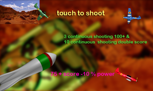 3D AirPlane Blast - screenshot thumbnail