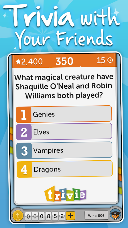 Trivie: Trivia Battle of Wits! - screenshot