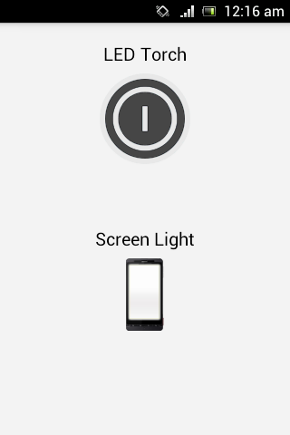 Torch Light Free - screenshot