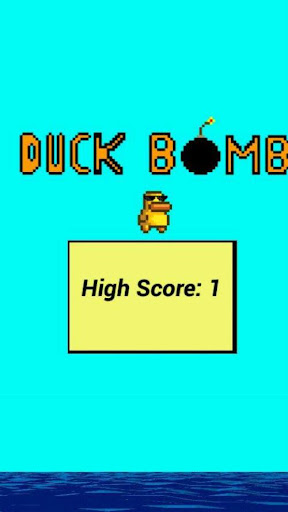 Duck bomb