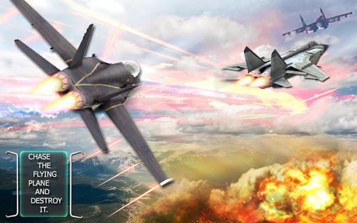 F18空軍戰鬥機