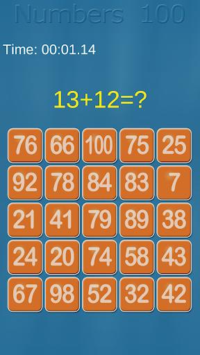 加一加 數一數 100 Touch numbers