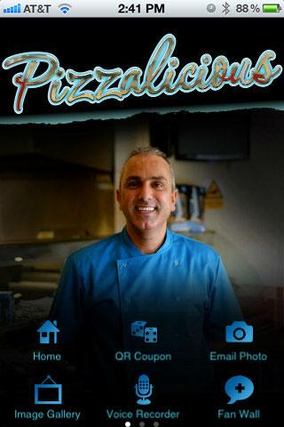 Pizzalicious- screenshot