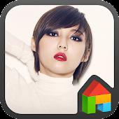 MissA Min dodol launcher theme