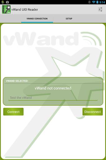 vWand UID Reader
