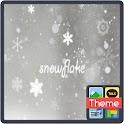 폰 테마샵 Snowflake 고락커 icon