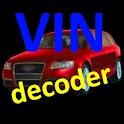 VIN Decoder free logo